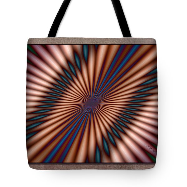 Approaching Light Speed Tote Bag
