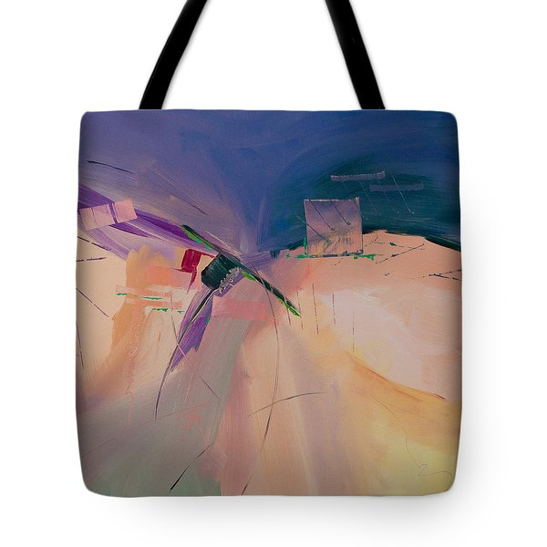 Approaching Storm Tote Bag by Paulette B Wright