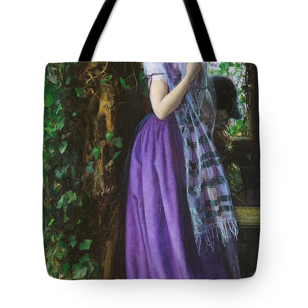April Love Tote Bag by Philip Ralley