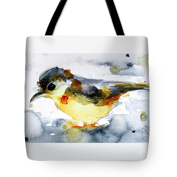 April Showers Tote Bag by Dawn Derman