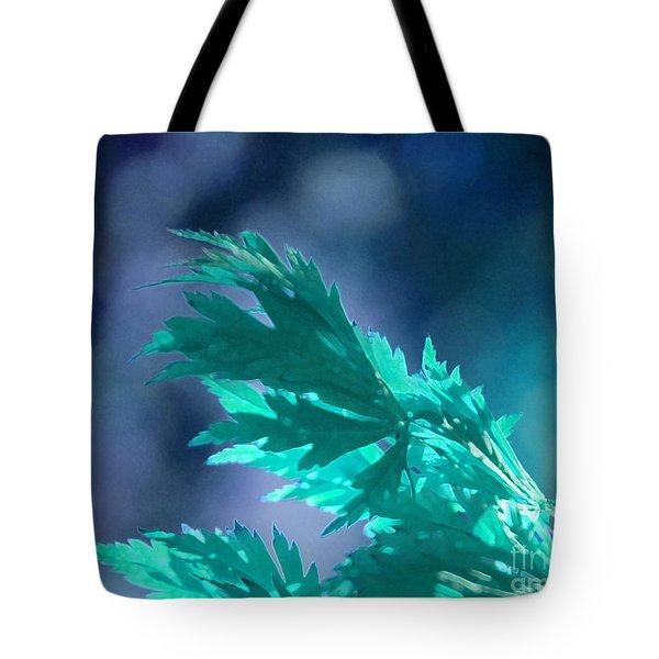 Aqua Dreams  Tote Bag by First Star Art