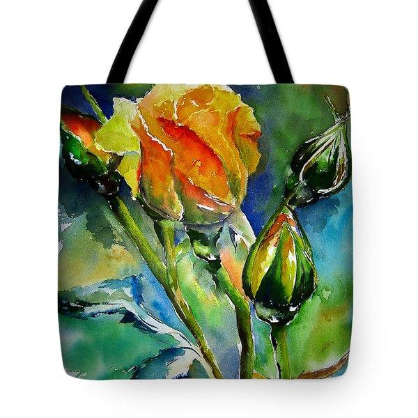 Aquarelle Tote Bag