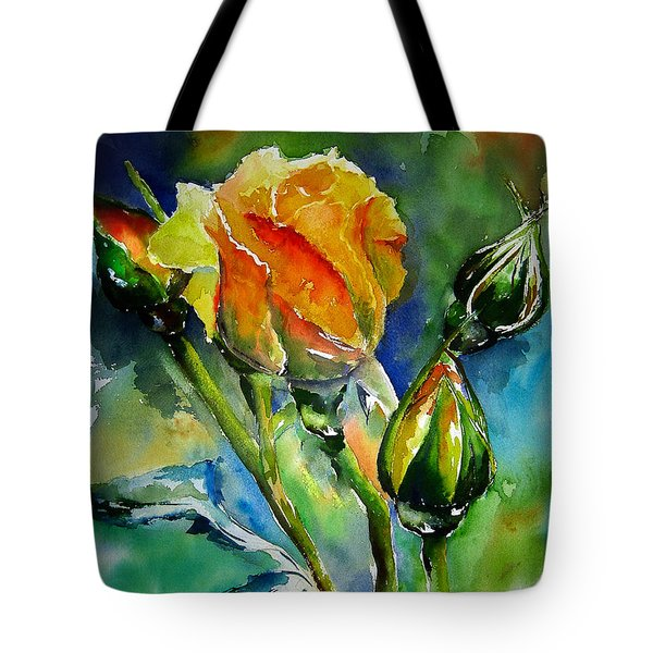 Aquarelle Tote Bag