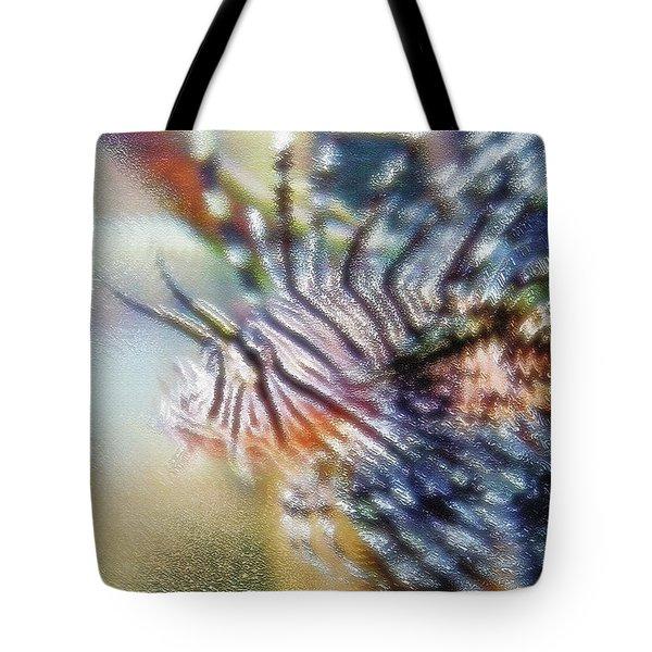 Aquarium Art 12 Tote Bag