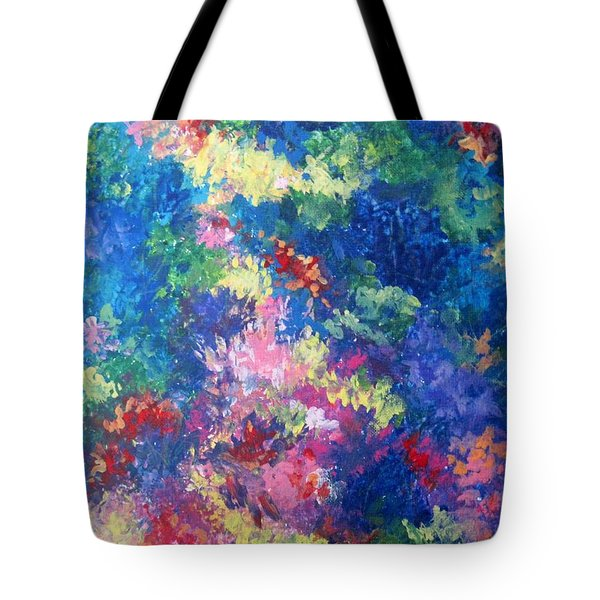 Aquarium Tote Bag by Megan Walsh