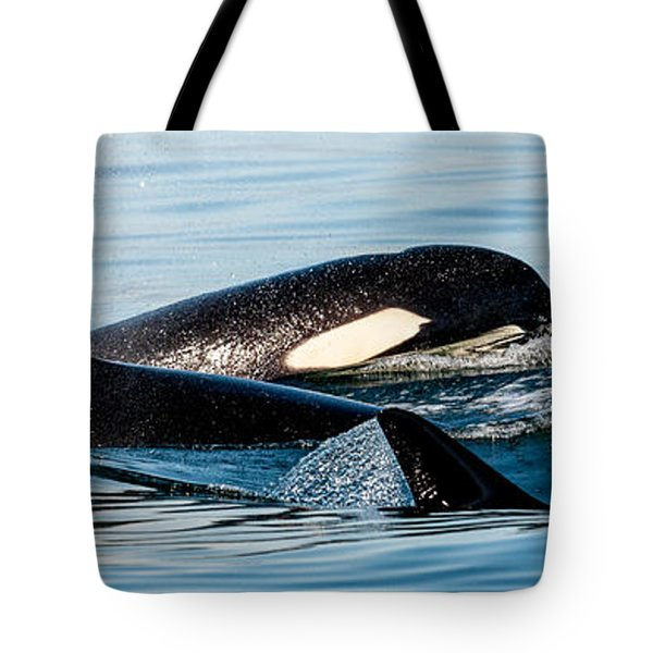 Aquatic Immersion Tote Bag