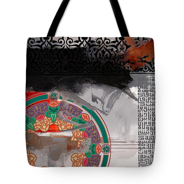 Arabesque 3 Tote Bag