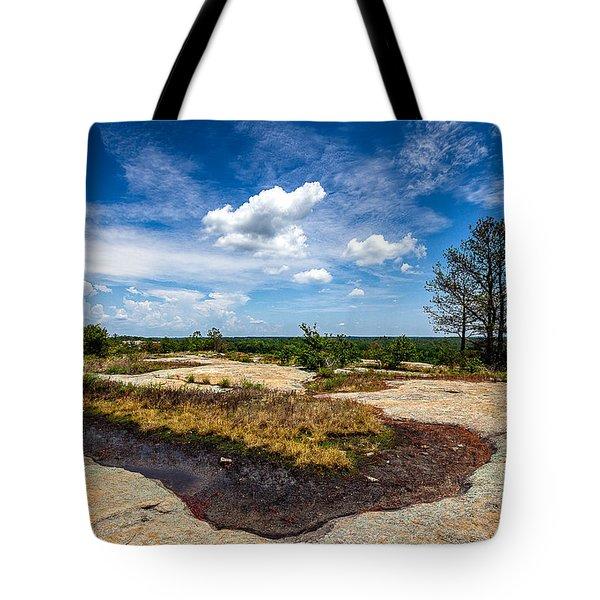 Arabia Mountain Preserve Tote Bag