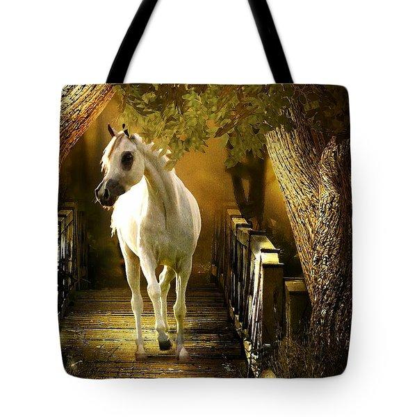 Arabian Dream Tote Bag