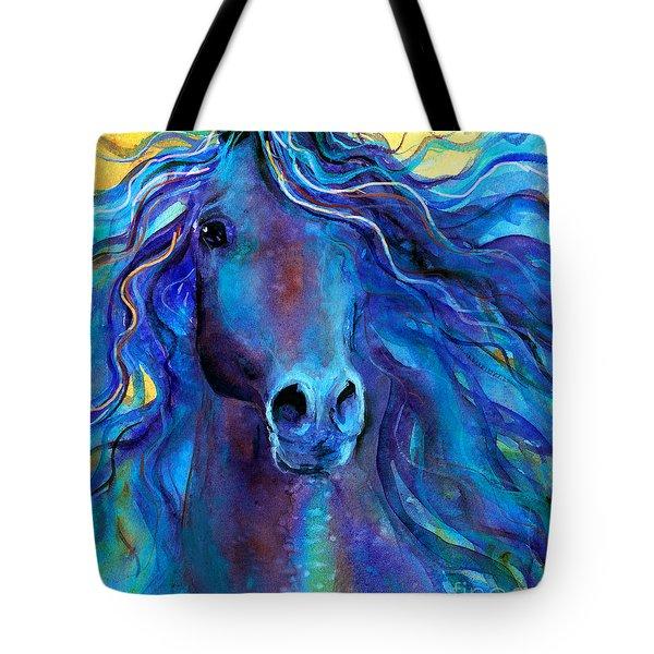 Arabian Horse #3  Tote Bag
