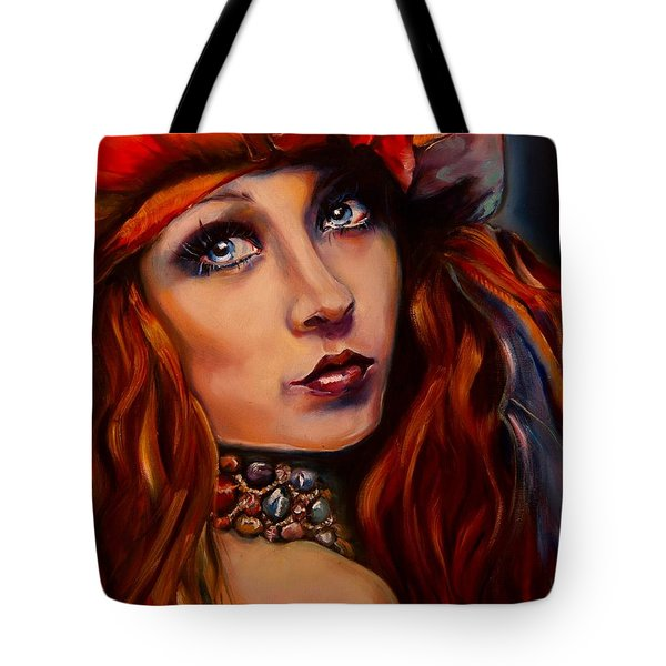 Arabian Night Tote Bag