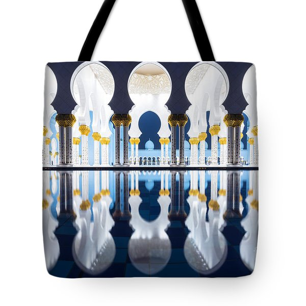 Arabian Nights Tote Bag by Matteo Colombo