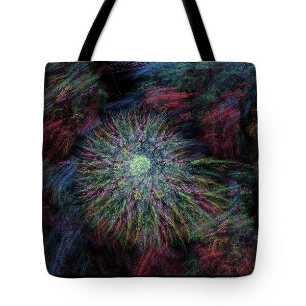 Arachne's Galaxy  Tote Bag
