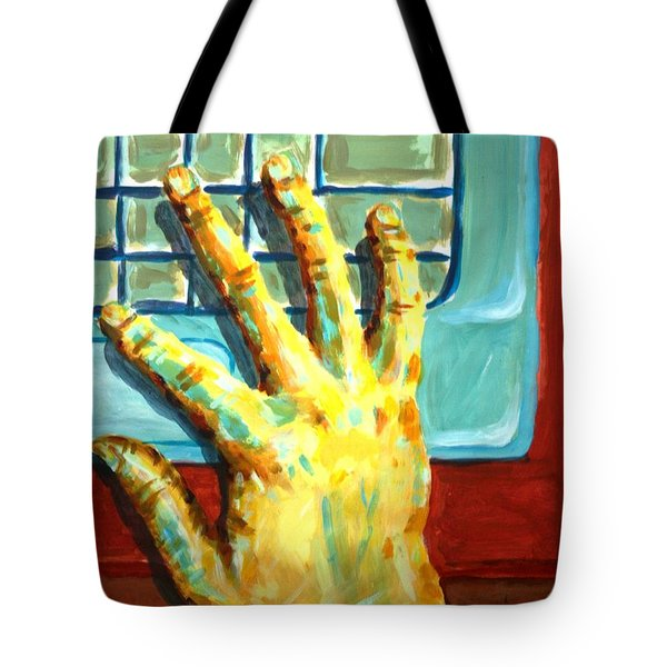 Arbitrary Colors Tote Bag by Stacy C Bottoms