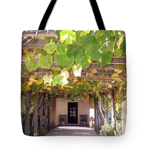 Arbor San Luis Obispo Tote Bag