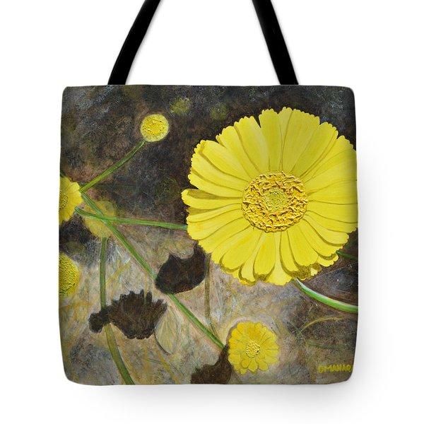 Arboretum Wild Flower  Tote Bag