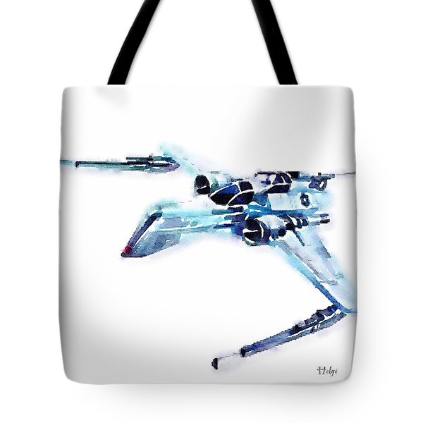 Arc-170 Starfighter Tote Bag