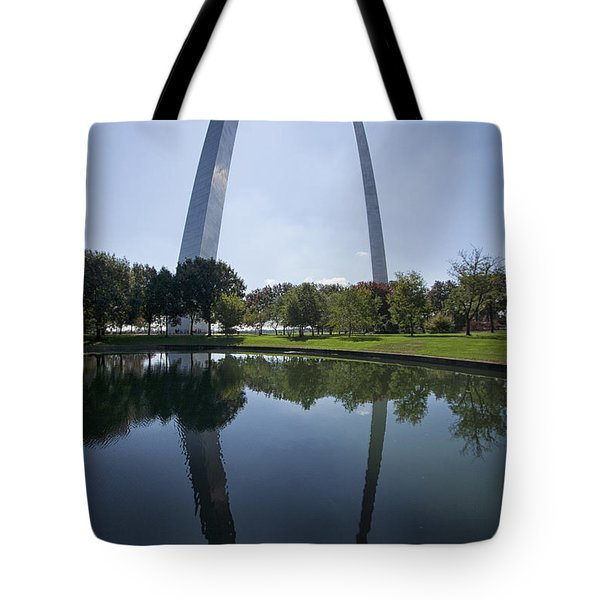 Arch Reflection Tote Bag