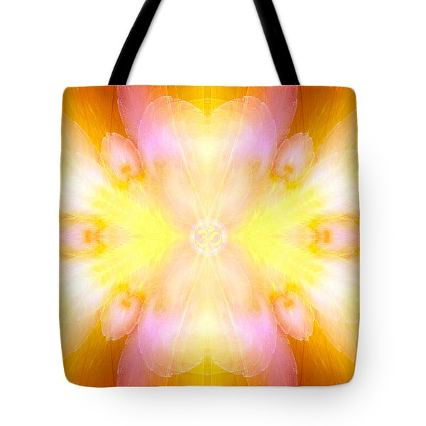 Archangel Jophiel Tote Bag