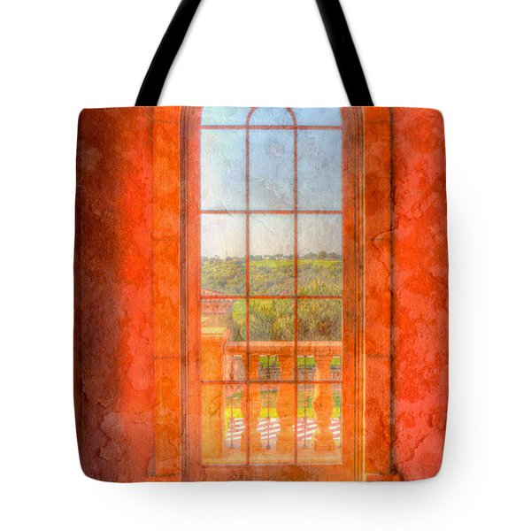 Arched Tote Bag by Heidi Smith