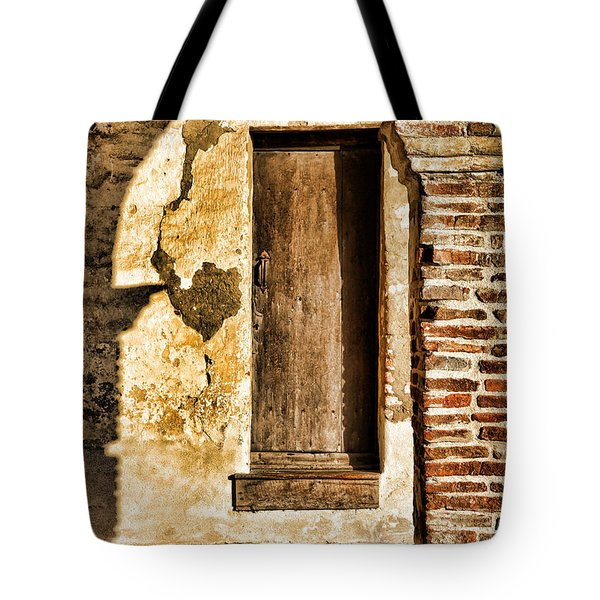 Arched Shadow By Diana Sainz Tote Bag