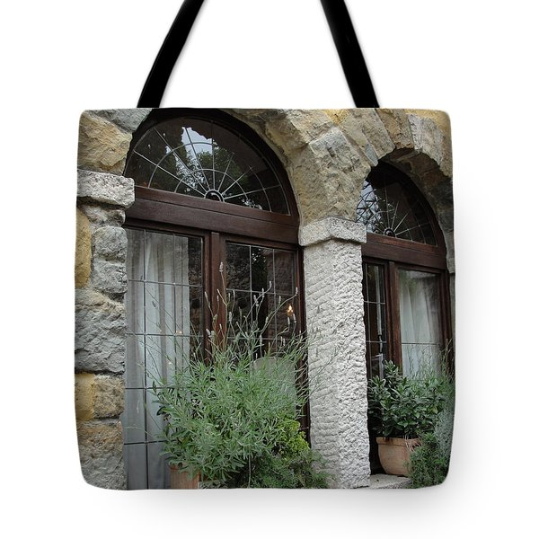 Tote Bag featuring the photograph Stoned View by Natalie Ortiz