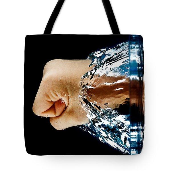 Archimedes Principle Tote Bag