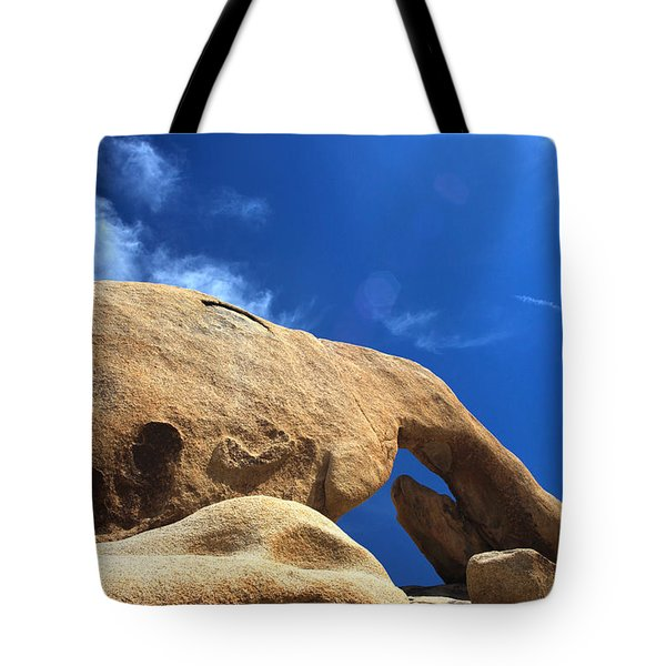 Arching So Elegantly Tote Bag