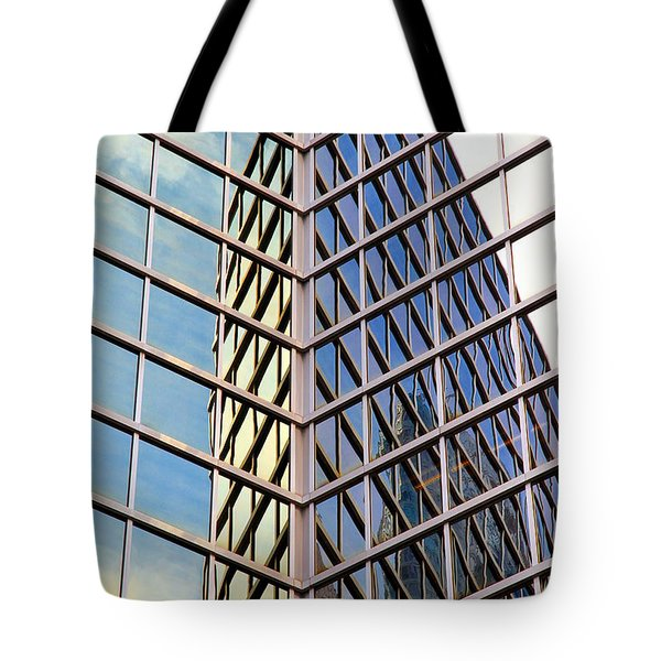 Architectural Details Tote Bag