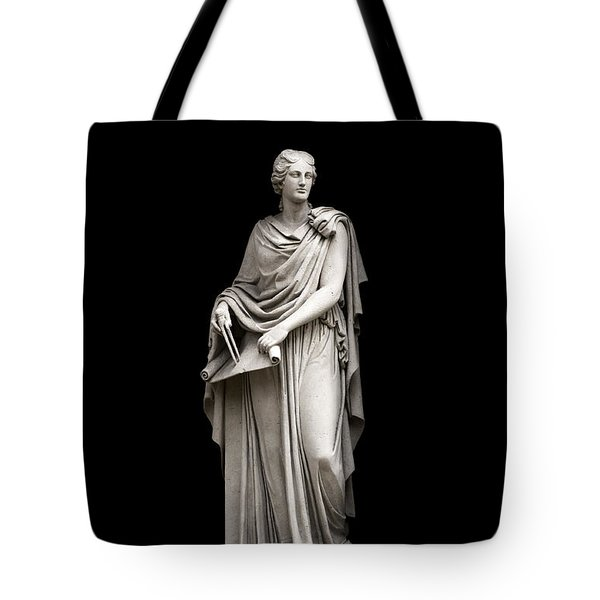 Tote Bag featuring the photograph Architecture by Fabrizio Troiani