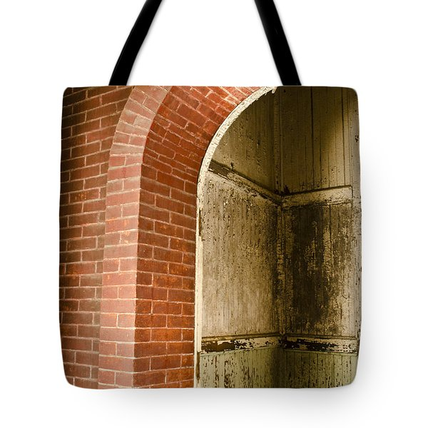 Eastern State Penitentiary Archway Tote Bag