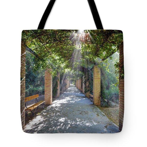 Archway Tote Bag by George Atsametakis
