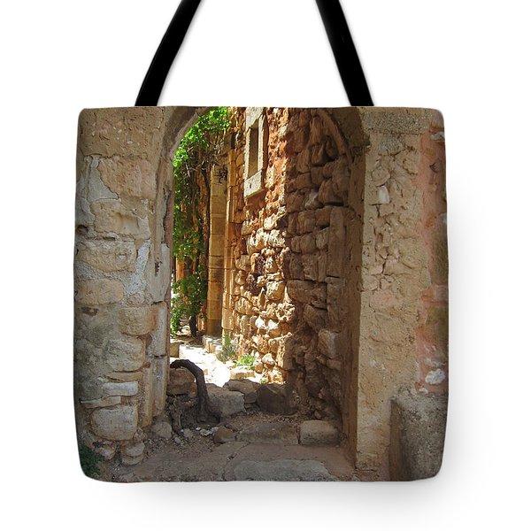 Archway Tote Bag by Pema Hou