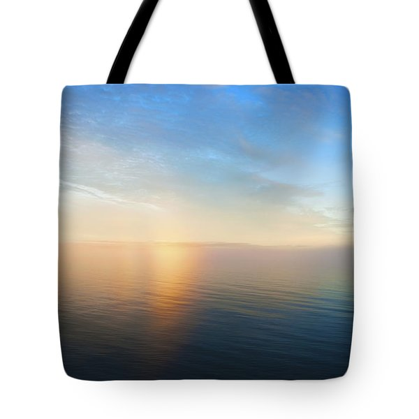 Arctic Colors... Tote Bag by Nina Stavlund
