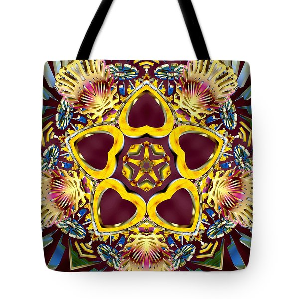 Arcturian Starseed Tote Bag