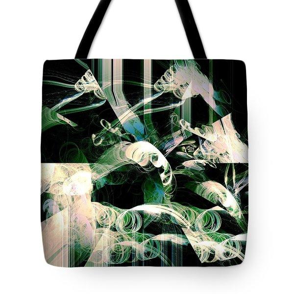 Ardua Tote Bag by Anastasiya Malakhova