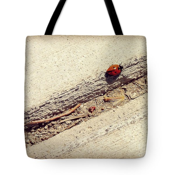 Arduous Journey Tote Bag