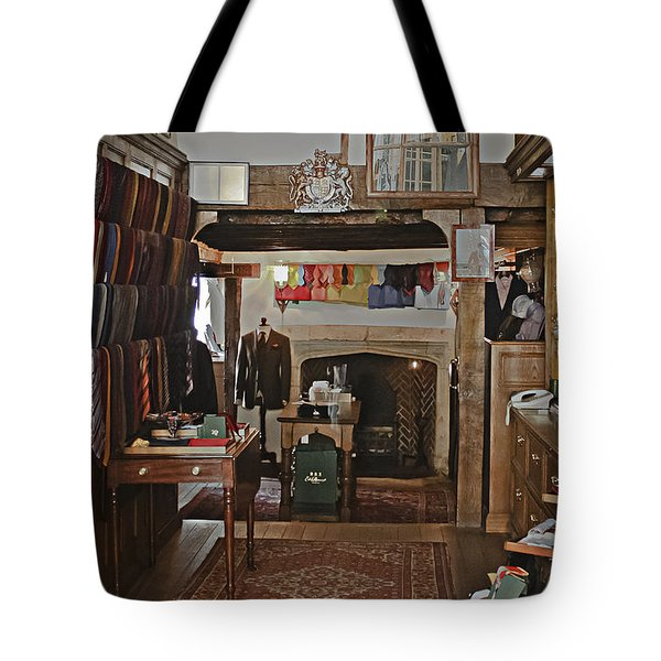 Tote Bag featuring the photograph Are You Being Served ? by Terri Waters