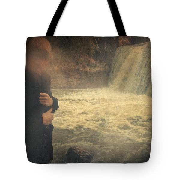 Are You There ? Tote Bag by Taylan Apukovska