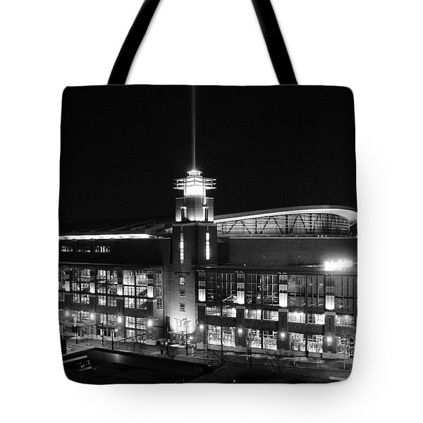 Arena At Night Tote Bag