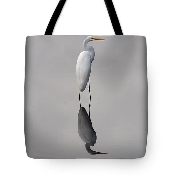 Argent Mirror Tote Bag
