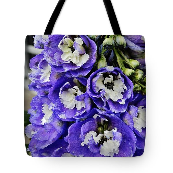 Aristocratic Spire Tote Bag by VLee Watson