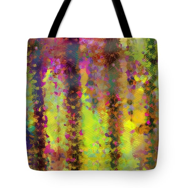 Arizona Abstract 2 Tote Bag by Marianne Campolongo
