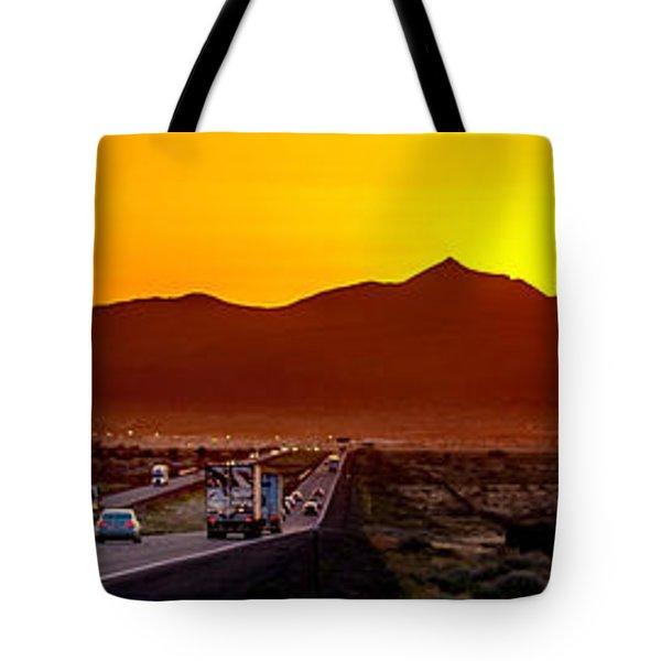 Arizona Centennial Tote Bag