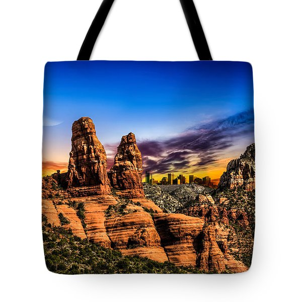 Arizona Life Tote Bag