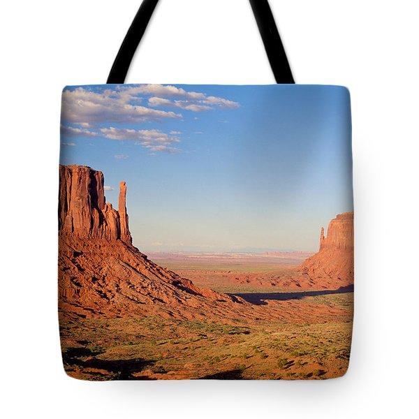 Arizona Monument Valley Tote Bag