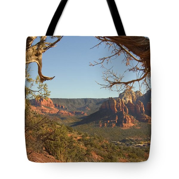 Arizona Outback 5 Tote Bag by Mike McGlothlen