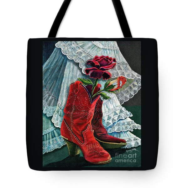 Arizona Rose Tote Bag