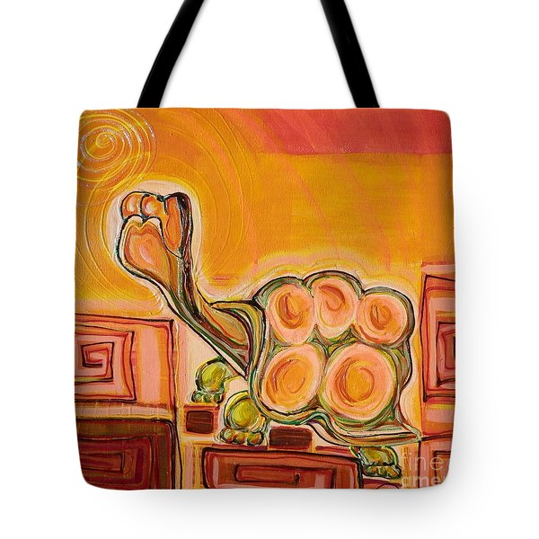 Arizona Turtle Tote Bag