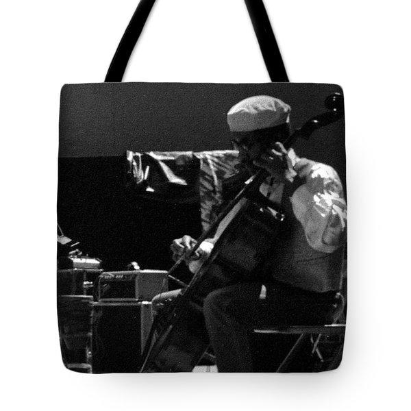 Arkestra Cellist Uc Davis Quad Tote Bag
